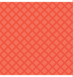 red check print seamless design pattern vector image vector image