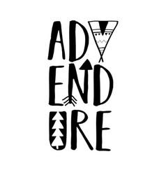 Adventure icons print vector