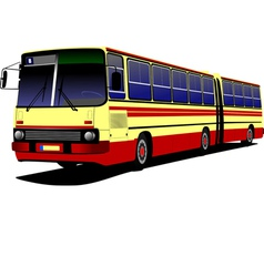 al 1032 bus 01 vector image