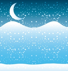 Hello winter design vector