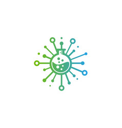research share logo icon design vector image