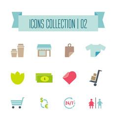 Buttons icon set web symbol set vector