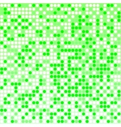 Light green pixel background vector