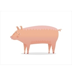 Piglet Dodo collection vector image vector image