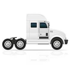 truck 01 vector image