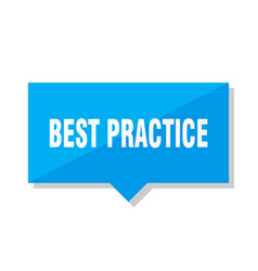 Best practice price tag vector