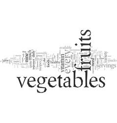 Eat a variety veggies for a healthier you vector