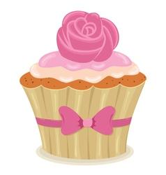 cupcake03 vector image