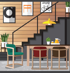 home design ideas vector image vector image