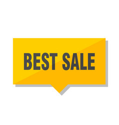 best sale price tag vector image