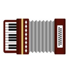 Harmonic icon flat style vector image
