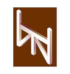 Icon hurdle vector