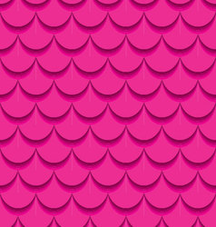 Curtains background wave pattern vector image