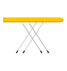 ironing board icon isolated vector image