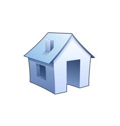 Homepage symbol vector