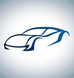 Logo auto vector