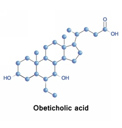 Obeticholic acid semi-synthetic vector