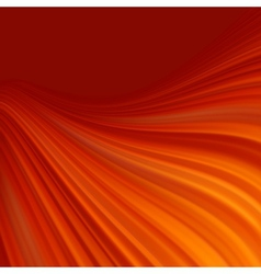 Red smooth twist light lines background EPS 8 vector image vector image