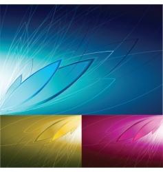 modern background vector image