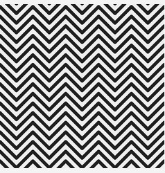 Zig zag seamless geometric pattern vector