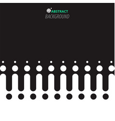 Abstract background plain black and white vector