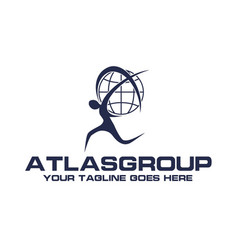 Atlas group vector