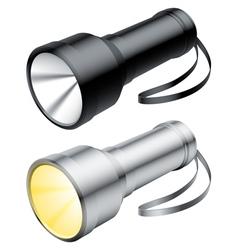 Flashlight vector