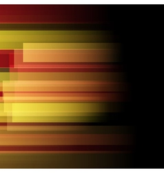Abstract background for design in warm colors vector image