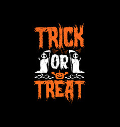 halloween t shirts design graphic vector image