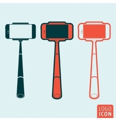 Smartphones icon isolated vector