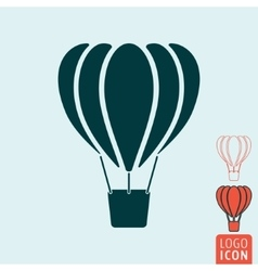 Balloon icon isolated vector image vector image