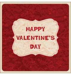 valentines02 vector image vector image