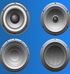 4 Loudspeakers 5 vector