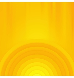 Colorful orange abstract background background vector image