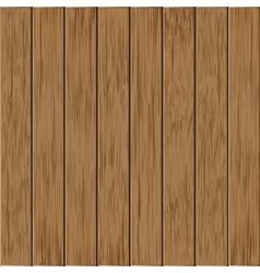 Background of wooden vertical boards vector image vector image
