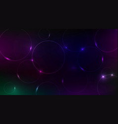 balls transparen vector image vector image