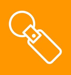 Key chain vector