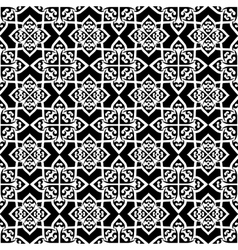 abstract ethnic ornament vector image
