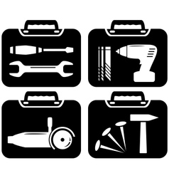 Portfolio and tools for repair vector