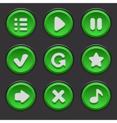 GameUiElements13 vector image