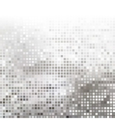 Abstract Gray Technology Background vector image vector image