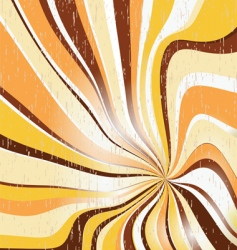 abstract orange background vector illustration vector image