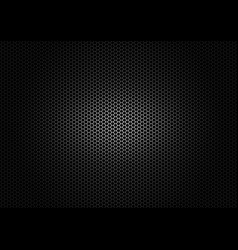 black metal texture background vector image