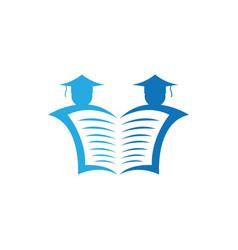 book symbol icon design vector image