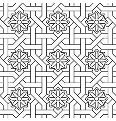 Oriental ornate vector image