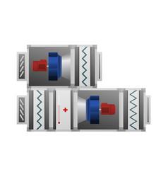 Ventilation system vector