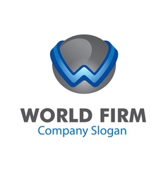World Firm Design vector