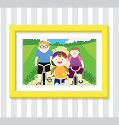 Family Play1 Photo vector