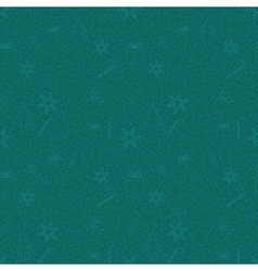 Merry Christmas and Happy New Year Pattern vector