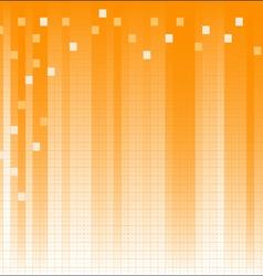 Orange Business Graphic vector image